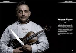 © Dušan Křístek, Kniha Food Photo, Michal Škorec