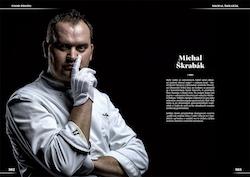 © Dušan Křístek, Kniha Food Photo, Mchal Škrabák