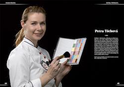 © Dušan Křístek, Kniha Food Photo, Petra Tóthová