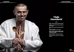 © Dušan Křístek, Kniha Food Photo, Vlado Morochovič
